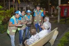 El Quitapenas, la acción de cultura ciudadana en El Peñón