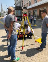 Capacitación en el manejo y procesamiento de datos obtenidos con equipos GNSS 2018-01-11