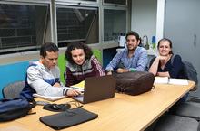 Jornada de socialización y capacitación IDESC para estudiantes de Maestría en Arquitectura y Urbanismo de la Universidad del Valle 2019-03-22.