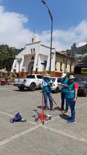 Operación oficial RPAS cabecera Felidia 2019-07-07