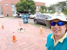 Operación oficial RPAS Hospital Isaias Duarte Cancino 2019-10-30