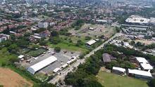 Operación RPAS terreno al lado de la estación Cañaveralejo (El Lido) 2020-02-26