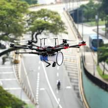 ¡DRONES AL SERVICIO DE LA COMUNIDAD CALEÑA!