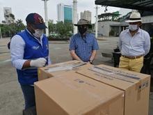 12.000 tapabocas donó el grupo DeLima Marsh S.A. a la Alcaldía de Cali