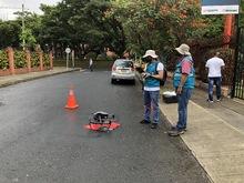 Operación RPAS coredor antigua vía férrea Cali - Jamundí, 2020-08-19
