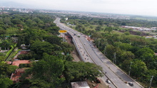 Operación RPAS coredor antigua vía férrea Cali - Jamundí, 2020-08-25