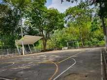 escenario deportivo de la Comuna 1