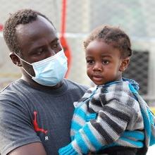 """""""Cali es la única ciudad colombiana donde nos han ofrecido ayuda"""": inmigrante haitiano"""
