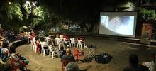 """""""Loma Adentro"""" presentó su muestra cinematográfica en la Loma de la Cruz"""