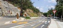 Imagenes obras vía a Pance y Puente carrera 100 con calle 25