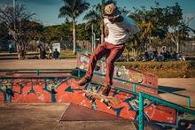 Go Skateboarding Day 05