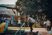 Go Skateboarding Day 04