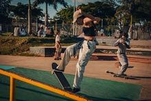 Go Skateboarding Day 03