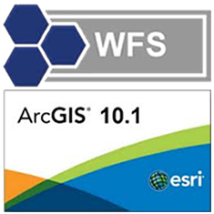 Servicios WFS para ArcGIS 10.1