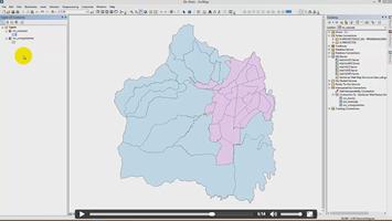 Actualizados los videos para la carga de Geoservicios WMS y WFS con ArcGIS y Quantum GIS