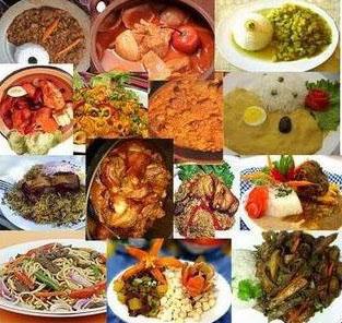 Mapas para el libro de gastronomía tradicional de Cali
