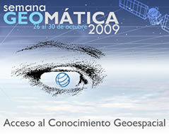 Semana Geomática 2009