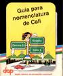 Guía para la nomenclatura de Cali