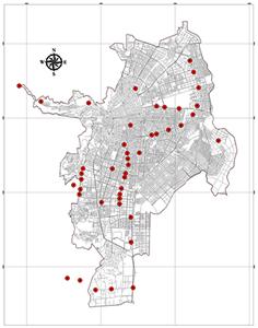Puntos Topográficos CMT