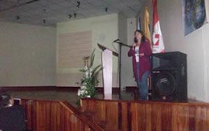 La IDESC participó en 1ª Jornada Local de Geomática y Topografía