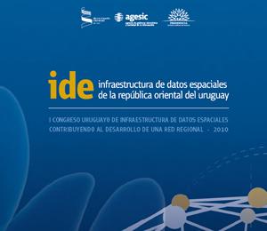 Memorias 1er Congreso Uruguayo de IDE