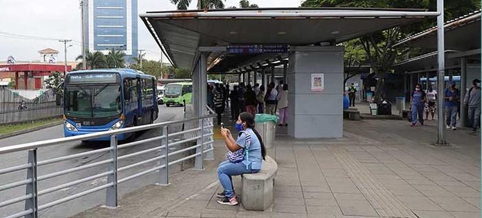 Se restablece el servicio de 56 paradas del Sistema MIO