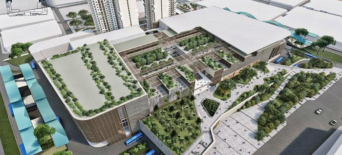 La construcción de la Estación Central del MIO transformará seis manzanas del barrio El Calvario