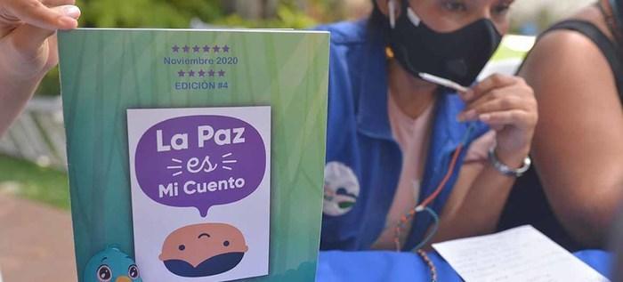 Con cultura ciudadana y pedagogía de paz, se construyen entornos educativos pacíficos para la niñez en Cali