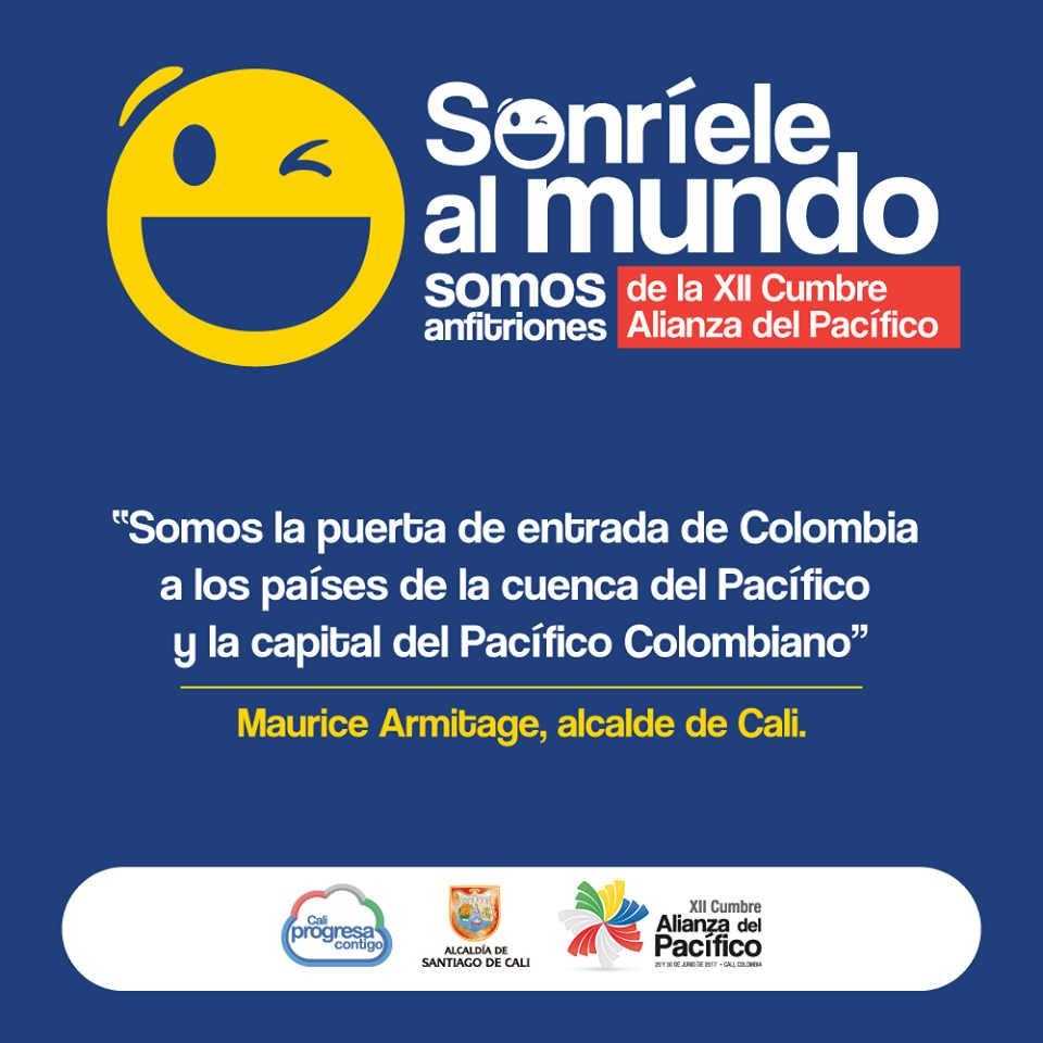 Frases De Maurice Armitage En La Cumbre Alianza Del Pacífico