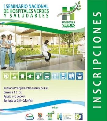 I Seminario Nacional de Hospitales Verdes y Saludables
