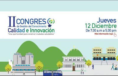 II Congreso de Gestión del Conocimiento, Calidad e Innovación