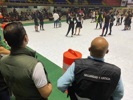 Monitoreo A Medidas De Protección Y Seguridad En Feria Virtual De Cali