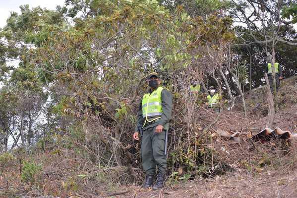 Graves devastaciones ambientales se encontraron durante visita a predios invadidos ilegalmente en Be