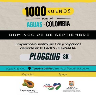 1000 Sueños Por Las Aguas De Colombia.