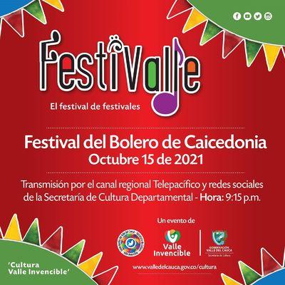 Festival del Bolero de Caicedonia