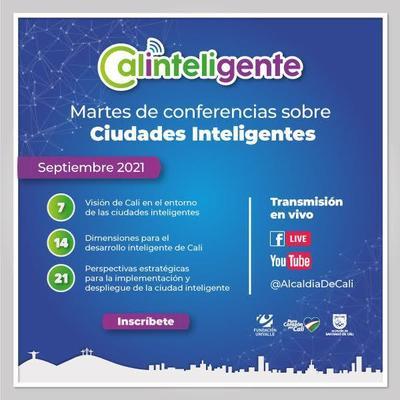 Martes de conferencias sobre Ciudades Inteligentes