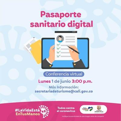 Pasaporte sanitario digital