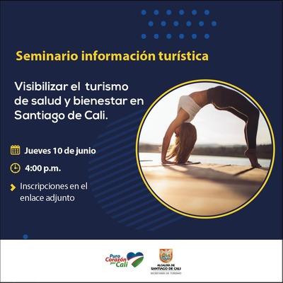 Seminario - Visibilizar el turismo de salud y bienestar