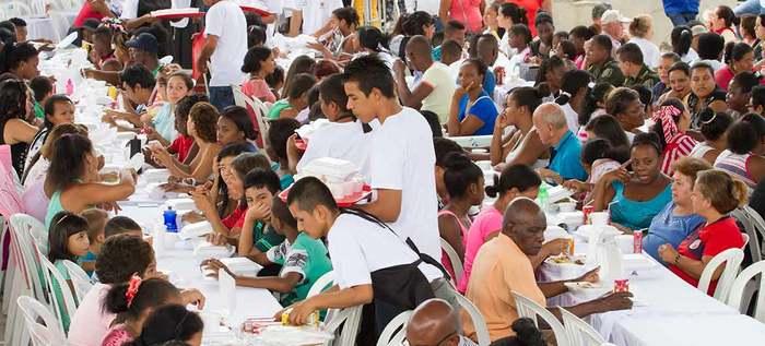 Administración caleña pasó de 47 a 100 comedores comunitarios con ...