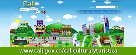 Cali Cultural y Turística