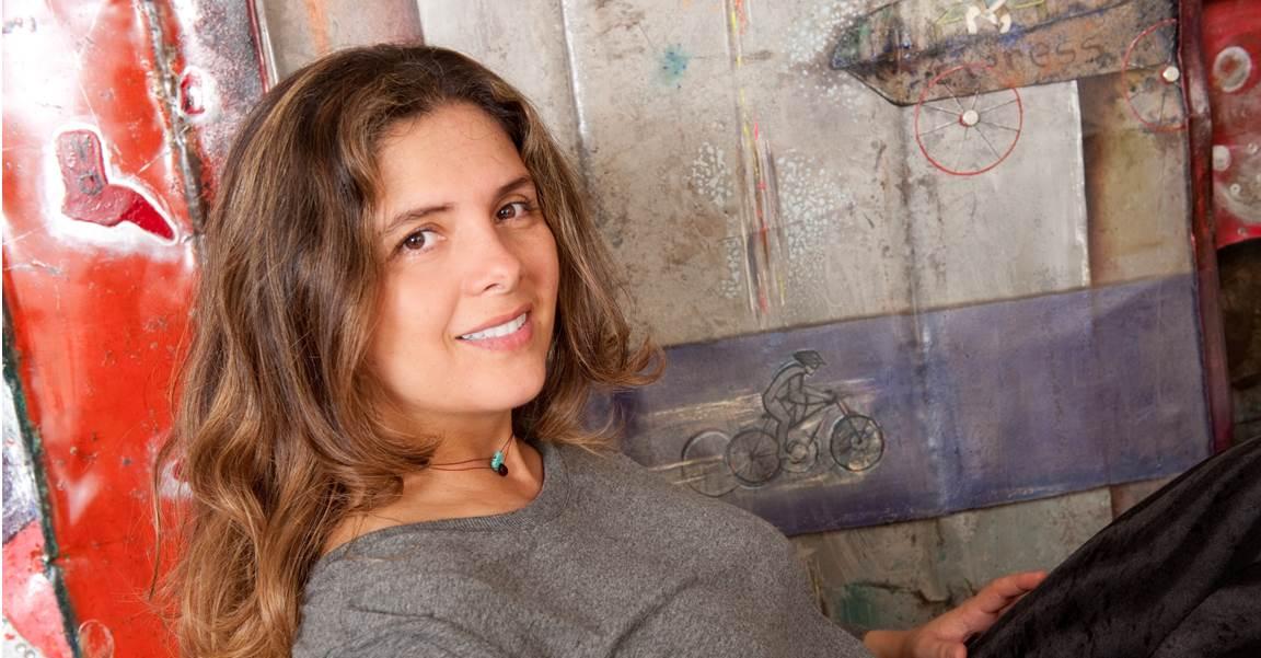 Artista caleña, en exposición de arte más importante de EE. UU.