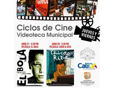 Sigue el ciclo de cine musical en la Videoteca Municipal; esta semana, se presentan las películas 'El bola' y 'Chico y Rita'