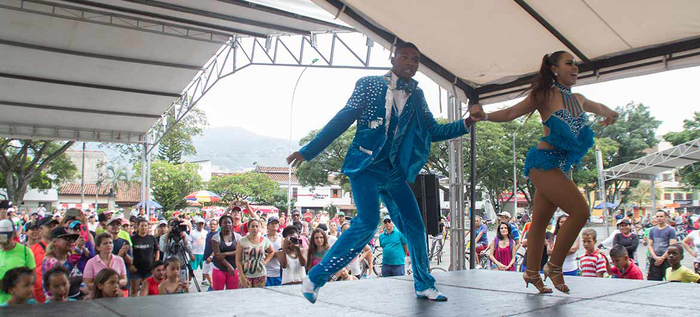 El XII Festival Mundial de Salsa llega este fin de semana a la Ciclovida