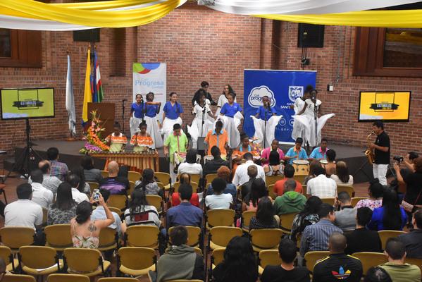 Ceremonia de Premiación Ganadores ESTÍMULOS 2017