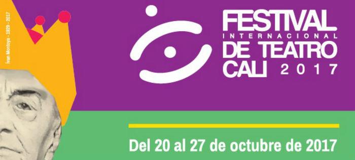 Conoce la programación del Festival  Internacional de Teatro, Fitcali 2017