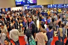 Con una masiva asistencia se dio apertura al 9° Festival Internacional de Cine de Cali