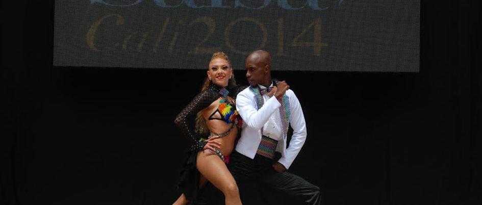 Deisy Roldán brilla con luz propia en el Mundial de Salsa