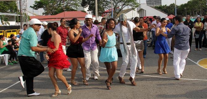 Festival de Salsa y Verano