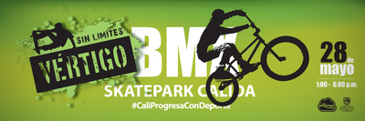 BMX Skatepark Unidad Deportiva Alberto Galindo