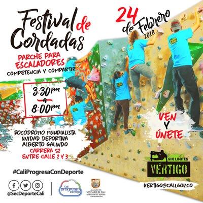 Festival de Cordadas